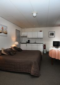 Double room with kitchenette and breakfast